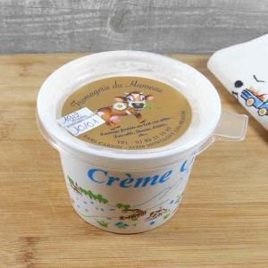 Crème fraîche crue