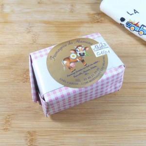 Beurre 1/2 sel lait cru