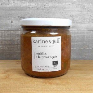 Lentilles à la Provençale BIO