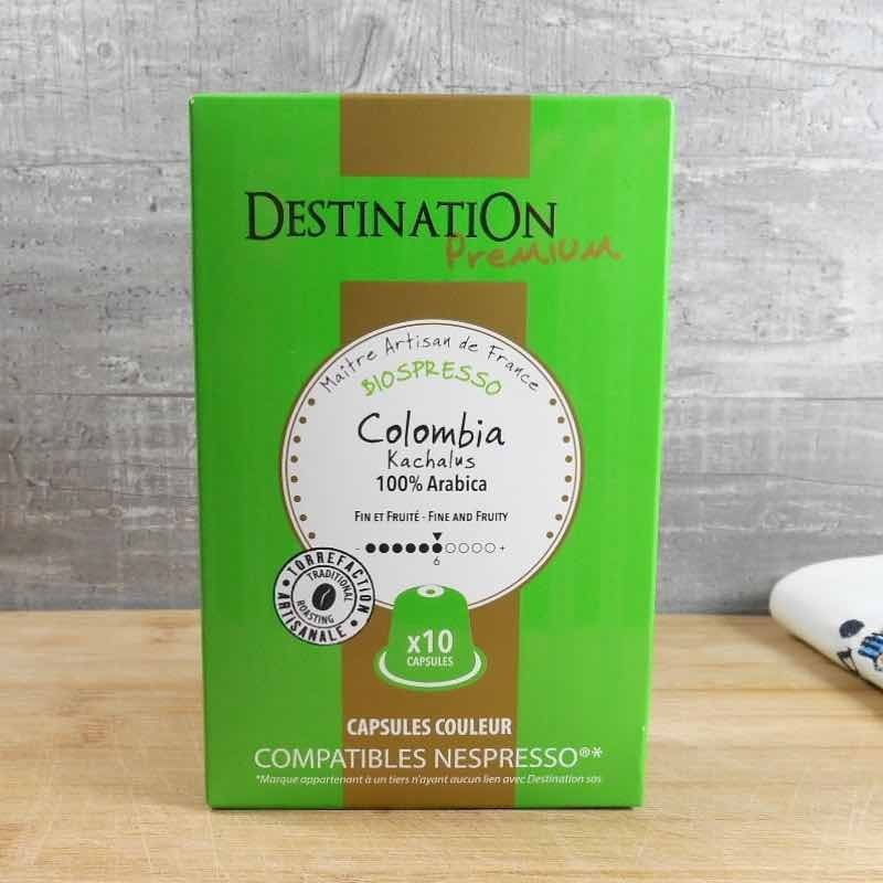 Capsules Colombia 6/10