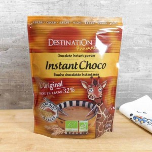 Poudre Chocolatée