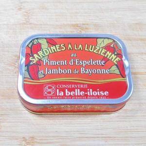 Sardines Luzienne