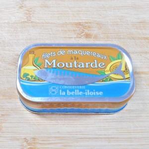 Filets de maquereaux Moutarde