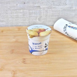 Yaourt brassé Poire