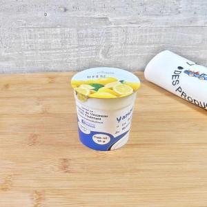 Yaourt brassé Citron