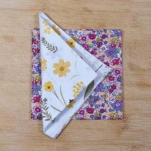 Mouchoir en tissu lavable