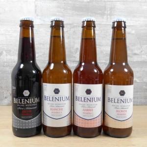 Bières Belenium 4x33cl